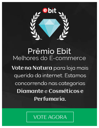 Vote na Natura - Prêmio Ebit 2017