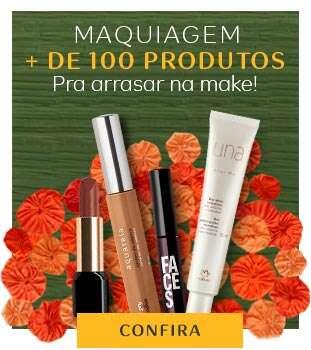Campanha Maquiagem
