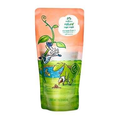 Resenha Natura Refil Vapt Vupt Shampoo 2 em 1 Naturé - 250ml