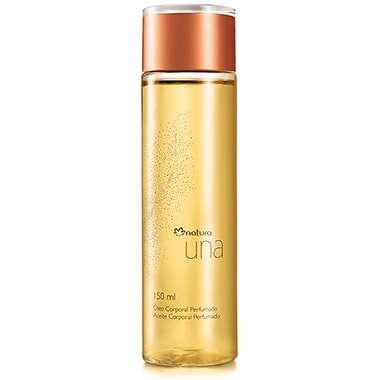 Resenha Natura Óleo Desodorante Corporal Perfumado Una - 150ml