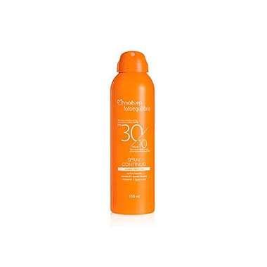 Resenha Natura Fluído Protetor Spray Contínuo FPS 30/ FPUVA 10 Fotoequilíbrio - 150ml