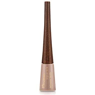 Resenha Natura Delineador Líquido para Olhos Aquarela Bronze - 3ml