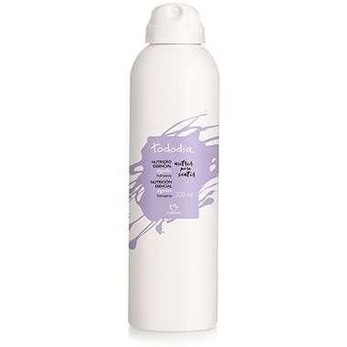 Resenha Natura Desodorante Hidratante Spray Corporal Algodão Tododia - 200ml