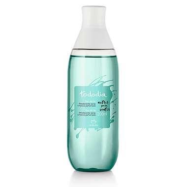 Resenha Natura Desodorante Colônia Spray Corporal Perfumado Flor de Lis Tododia Feminino - 200ml