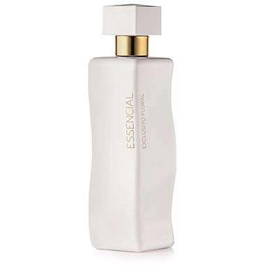 Resenha Natura Deo Parfum Essencial Exclusivo Floral Feminino - 100ml