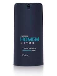 Desodorante Spray Natura Homem Nitro