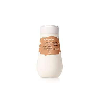 Resenha Natura Desodorante Hidratante de Banho com Enxágue Macadâmia Pele Extrasseca Tododia - 300ml