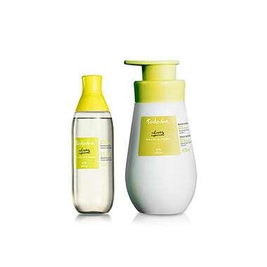 Resenha Natura Combo Verão Tododia Lima e Flor de Laranjeira - Desodorante Hidratante + Colônia Spray Corporal