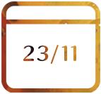 Dia 23/11/2018