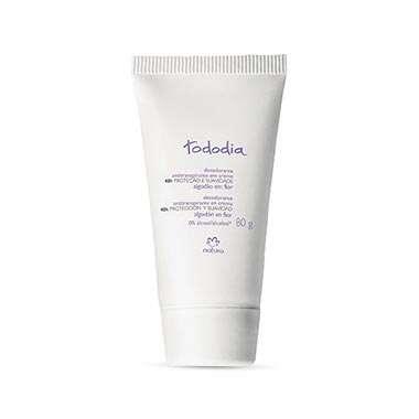 Desodorante Antitranspirante em Creme Algodão em Flor Tododia – 80g